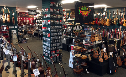 Albany Music Store